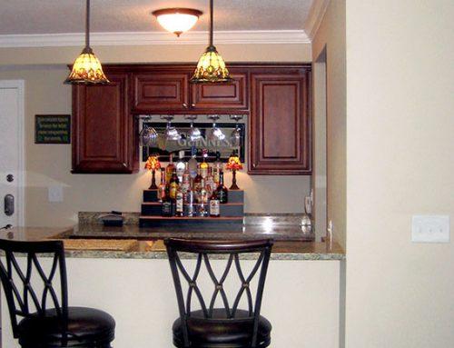 Condo Kitchen & Bath Remodel
