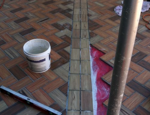 Commercial Tile Repair