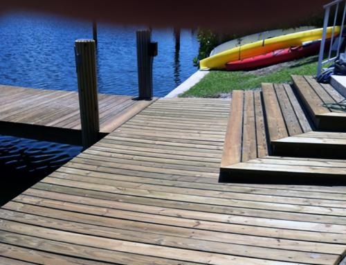 Custom Built Outdoor Deck