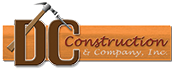 DC Construction & Company Logo