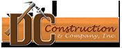 DC Construction & Company Logo