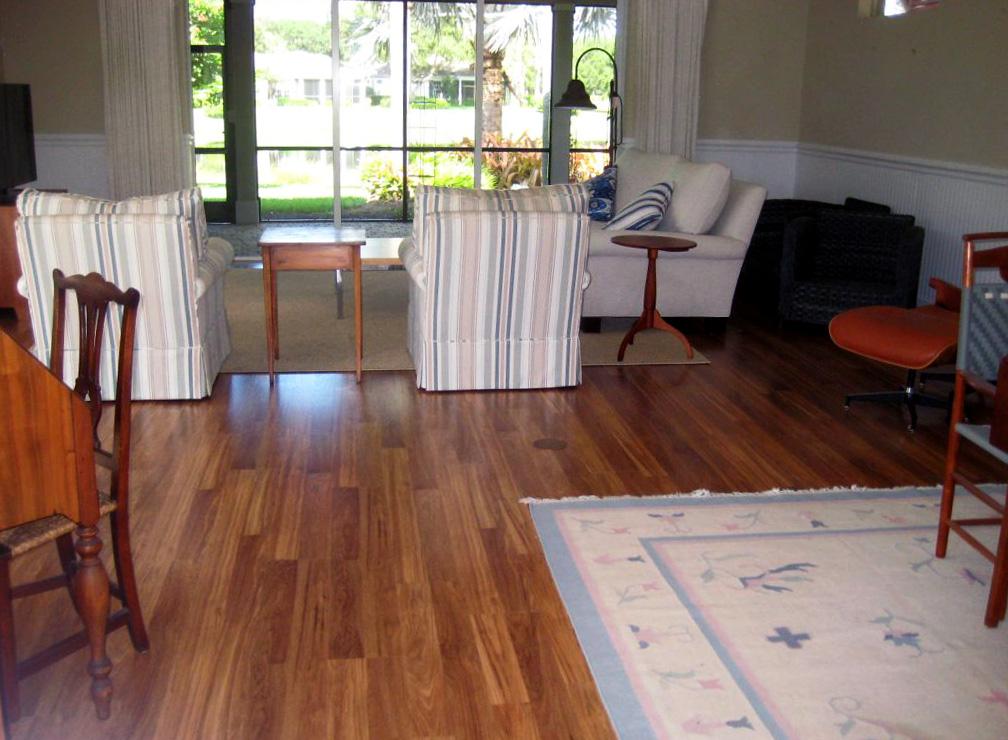 Thalheimer Floor After